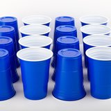 American Red Cup Blauw (473ML)_