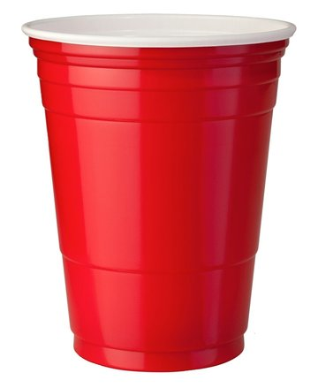 American Red Cup Rood (473ML)