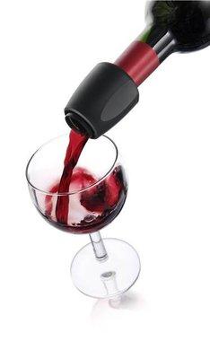 VacuVin wijnschenker